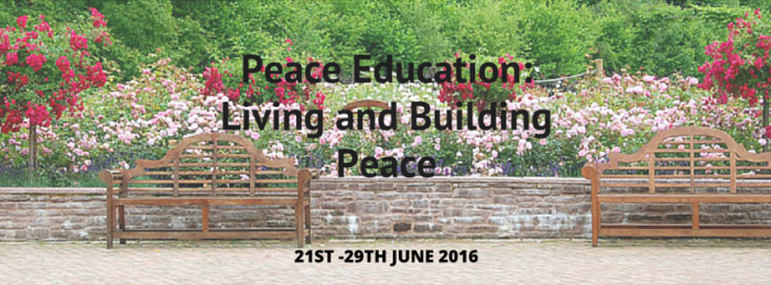 Living and Building Peace